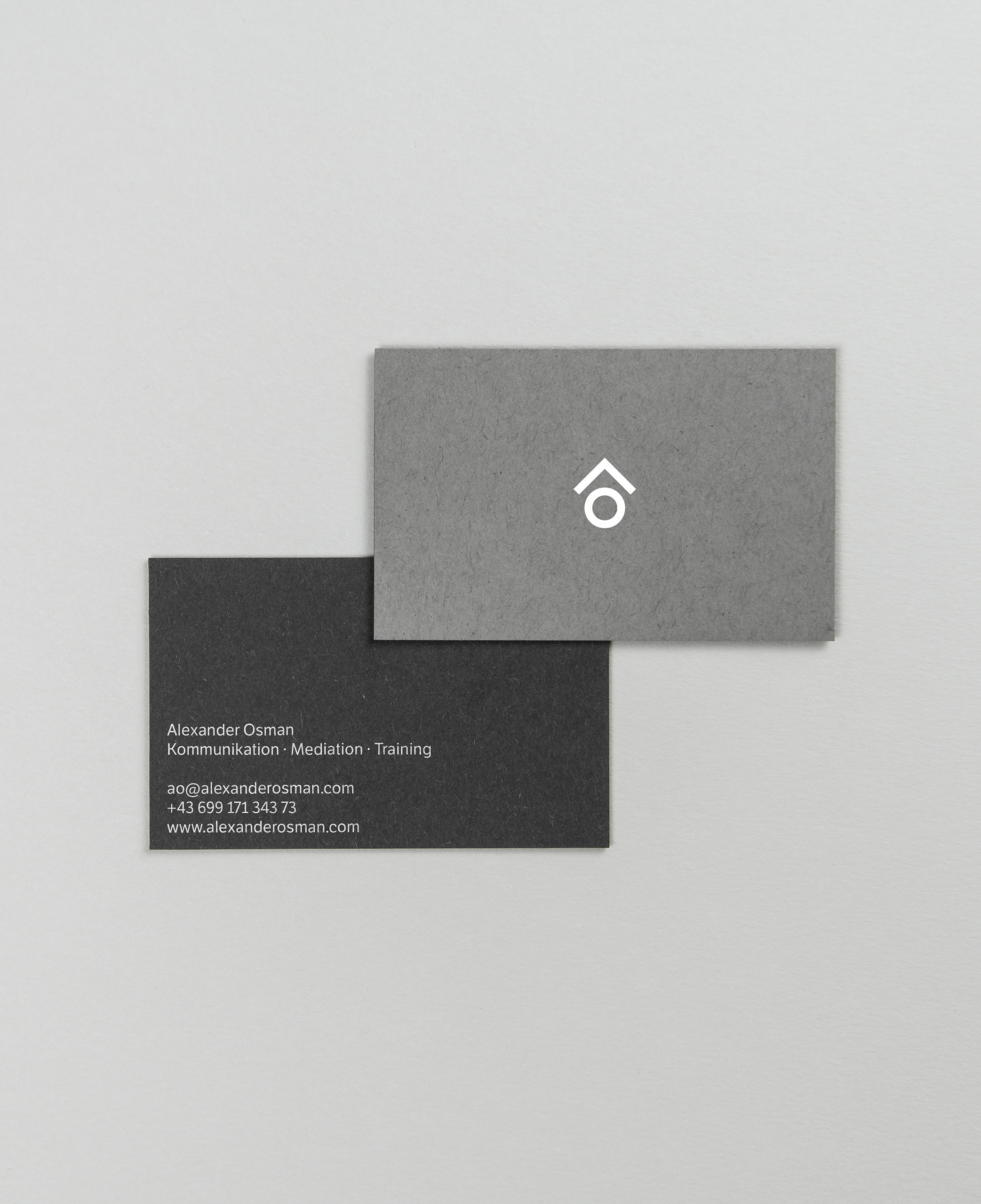 Alexander Osman Business Card