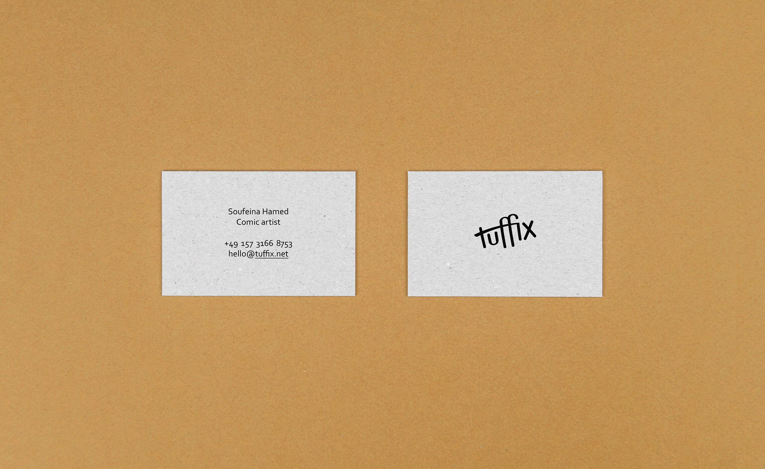 Tuffix Businesscard