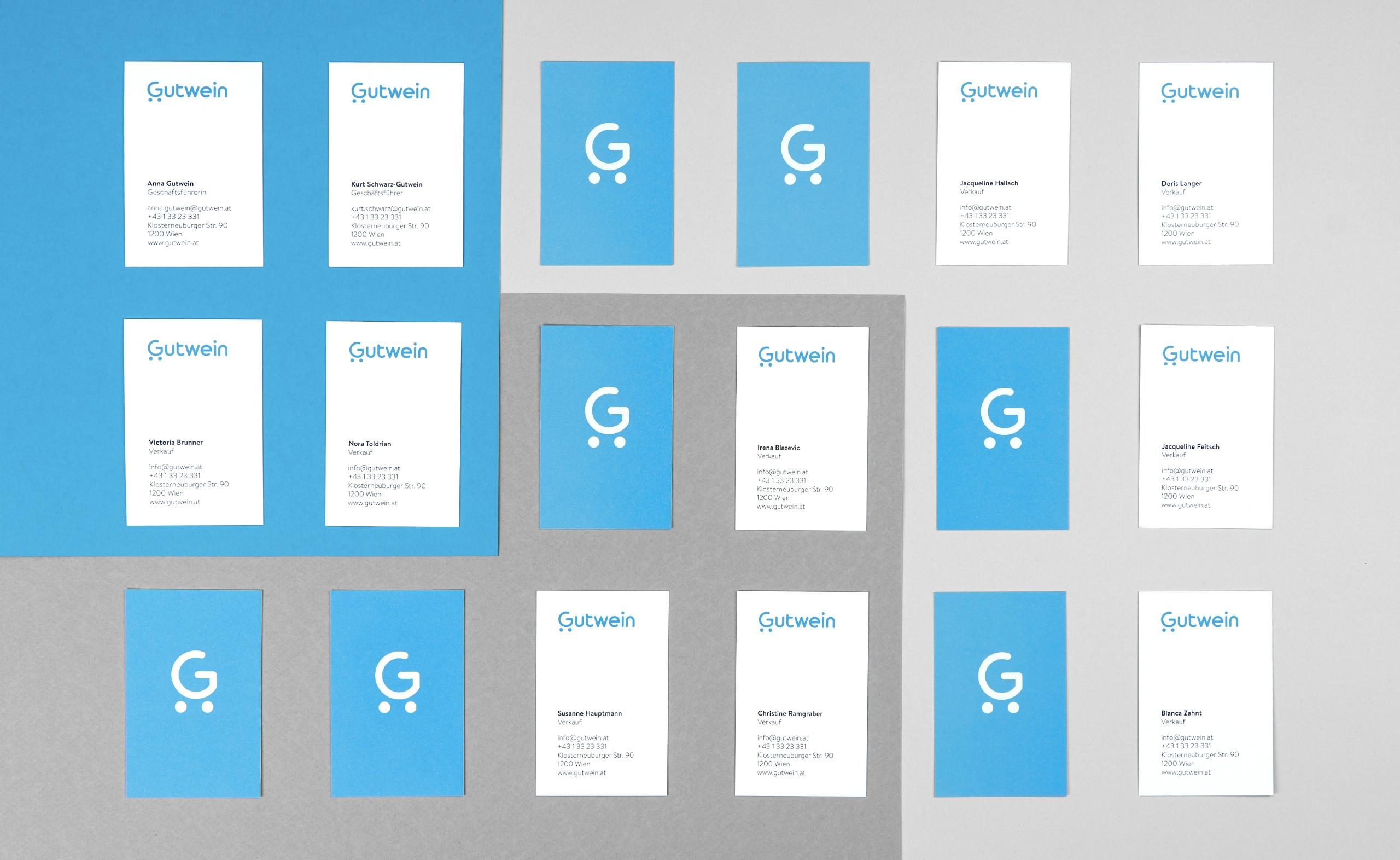 Gutwein Businesscard