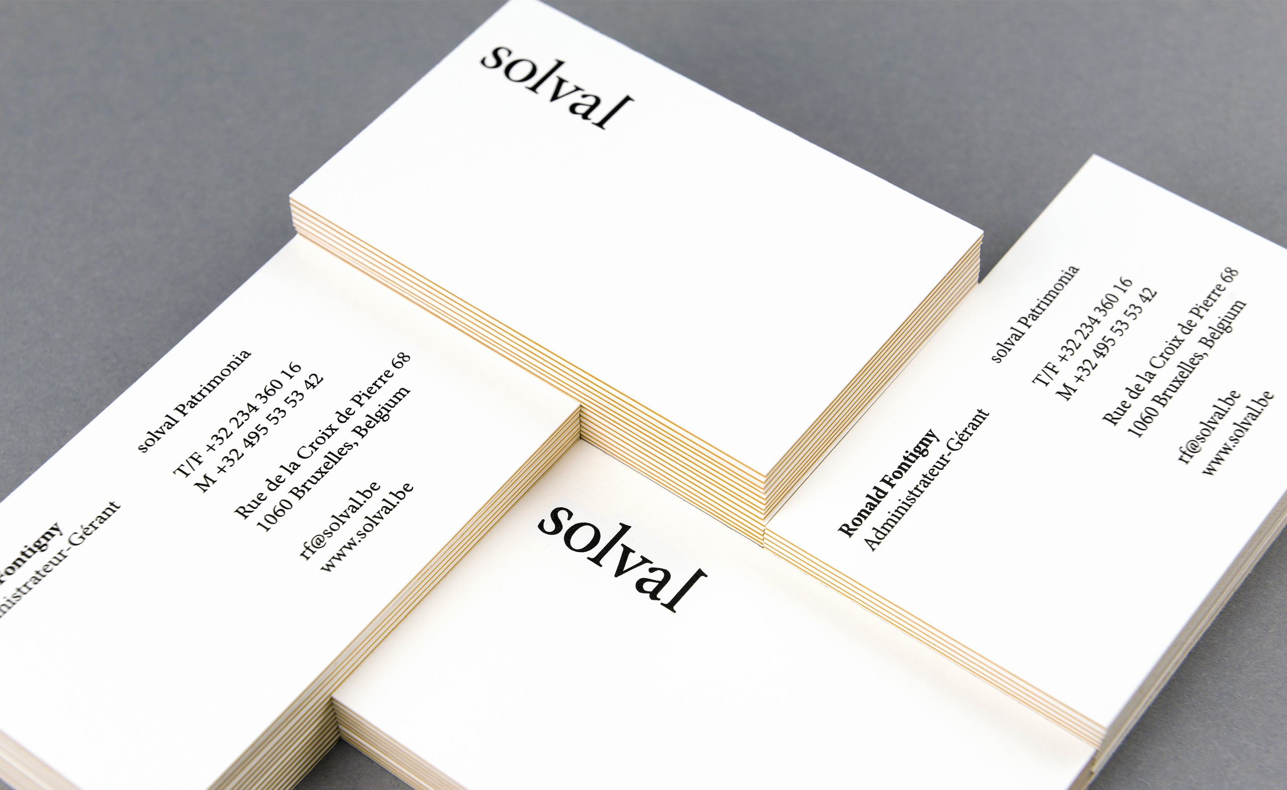 Businesscards Solval