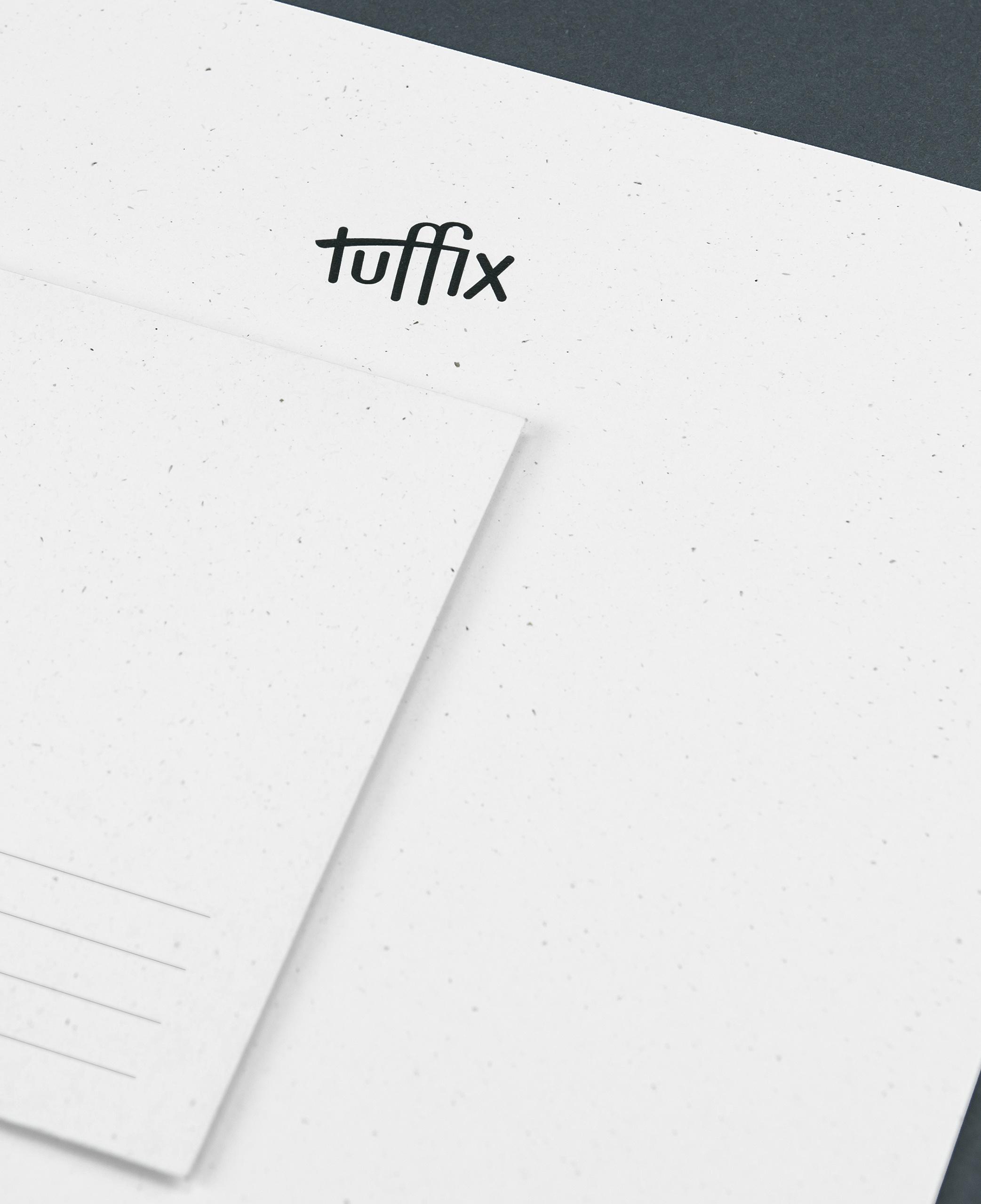 Tuffix stationery
