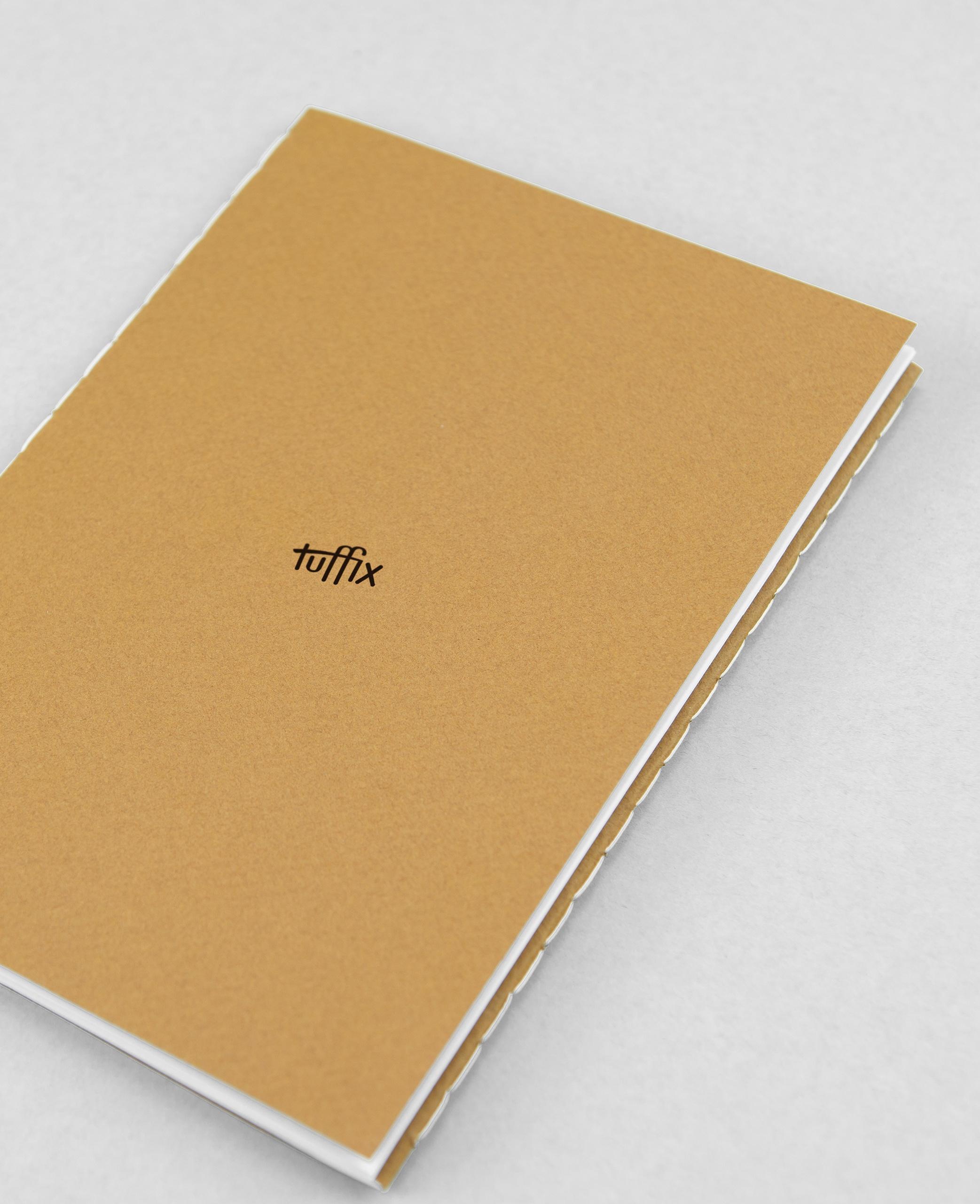 Tuffix Comic Booklet