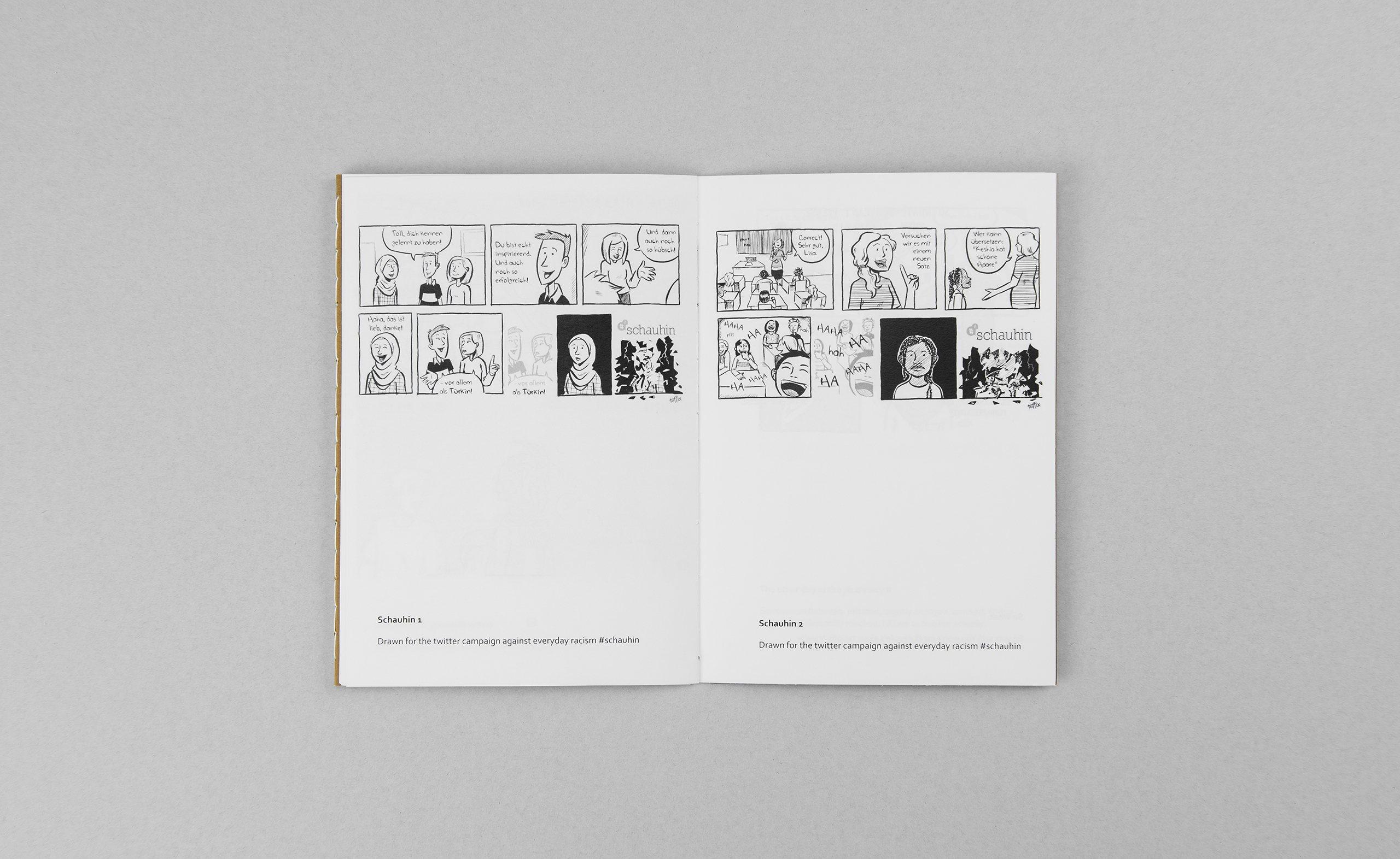 Tuffix Comic Bookle